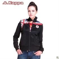 专柜正品卡帕Kappa女士女装休闲运动服夹克衫外套-K0162WK10-990 价格:138.00