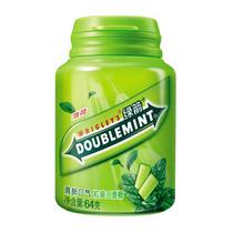 绿箭 薄荷原味口香糖(40粒) 64g 冰爽感受 清新口气 箭牌糖果 价格:8.90