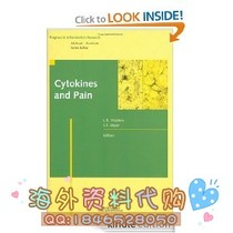 Cytokines and Pain (Progress in Inflammation Research) 价格:100.00