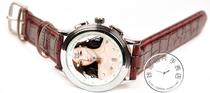 定做照片手表歌迷粉丝周伟童明星周边纪念珍藏礼物同款写真艺术照 价格:80.00