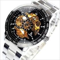 正品IK阿帕琦男士手表全自动机械表男表 时尚男款 防水男学生镂空 价格:115.00