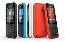 黑色/红色 当天发 Nokia/诺基亚 2020 208 双卡双待 老人机学生机 价格:495.00