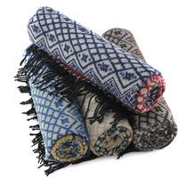 玛兰西卡 男士围巾韩版 潮款流苏碎花围脖 韩版加长休闲春款围巾 价格:39.00