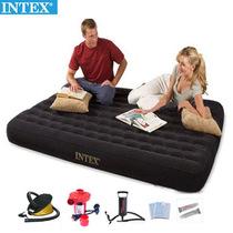 江浙沪包邮!原装美国INTEX蜂窝立柱单双人充气床垫气垫床午休床 价格:140.00