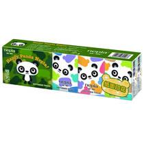 【天猫超市】nepia妮飘卡米熊猫印花迷你纸手帕 3层10片10包 价格:7.90