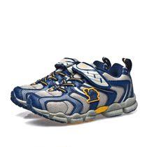 骆驼camkids 小童鞋男童户外登山 儿童女童网鞋 跑步运动鞋133708 价格:130.80