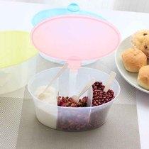调味罐厨房用品 三格收纳调料 调味料收纳 调味盒71G 价格:3.90