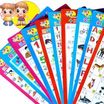 乖宝宝语音挂图幼儿早教有声贴图 凹凸面立体图 益智玩具批发 价格:11.90