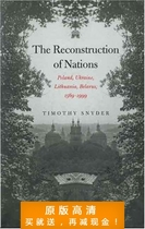 The Reconstruction of Nations: Poland, Ukraine, Lithuania, B 价格:7.50