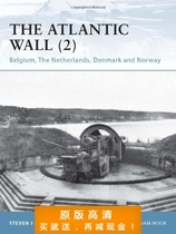 The Atlantic Wall (2): Belgium, The Netherlands, Denmark and 价格:7.50