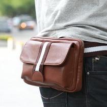 �劭幛巫� 新款 韩版小包包手机男包优质PU皮腰包男士单肩包特 价格:24.00