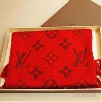 港货施依�唐嫣大牌披肩羊毛羊绒真丝国红色围巾双面保暖围脖包邮 价格:408.43