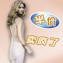 雪纺衫 短袖夏装新款女装上衣韩版夏季宽松大码T恤宽松品牌打底衫 价格:29.90