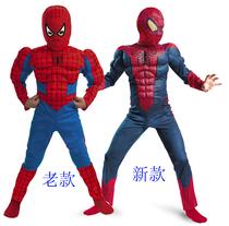 蜘蛛侠服装/蜘蛛侠衣服/肌肉蜘蛛侠(儿童)新 价格:59.00