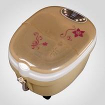 美妙 MM-12-C 足浴盆 泡脚盆 加热按摩 万向轮 正品包邮 价格:328.00