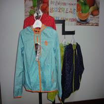 正品 卡帕Kappa背靠背女款夹克外套K0322JJ54-630-516-307-882 价格:309.00