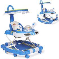 福康婴儿学步车多功能学步车bb宝宝学步车婴儿车学行车可变摇马 价格:131.00