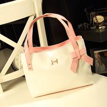 韩版2013女包包潮新款糖果色单肩包女士包包手提包邮差包小包包 价格:35.00