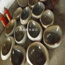 天然石头盆/洗手盆/个性艺术石盆/石头洗脸盆洗手盆 台上盆 特价 价格:330.00