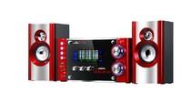 多媒体音箱 玻璃面板 USB SD 知乐269 卡拉OK 低音炮 电脑音响 价格:258.00