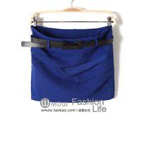 2013初秋新款时尚欧美风拉链多层叠片半身裙包臀裙女ELQ010 价格:43.00
