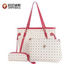 欧妃黛斯2013新款女包韩版潮复古时尚手提单肩子母包休闲女大包包 价格:99.00