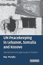【预订】Un Peacekeeping in Lebanon, Somalia and Kosovo: 价格:595.00