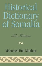【预订】Historical Dictionary of Somalia 价格:960.00