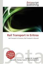 【预订】Rail Transport in Eritrea 价格:576.00