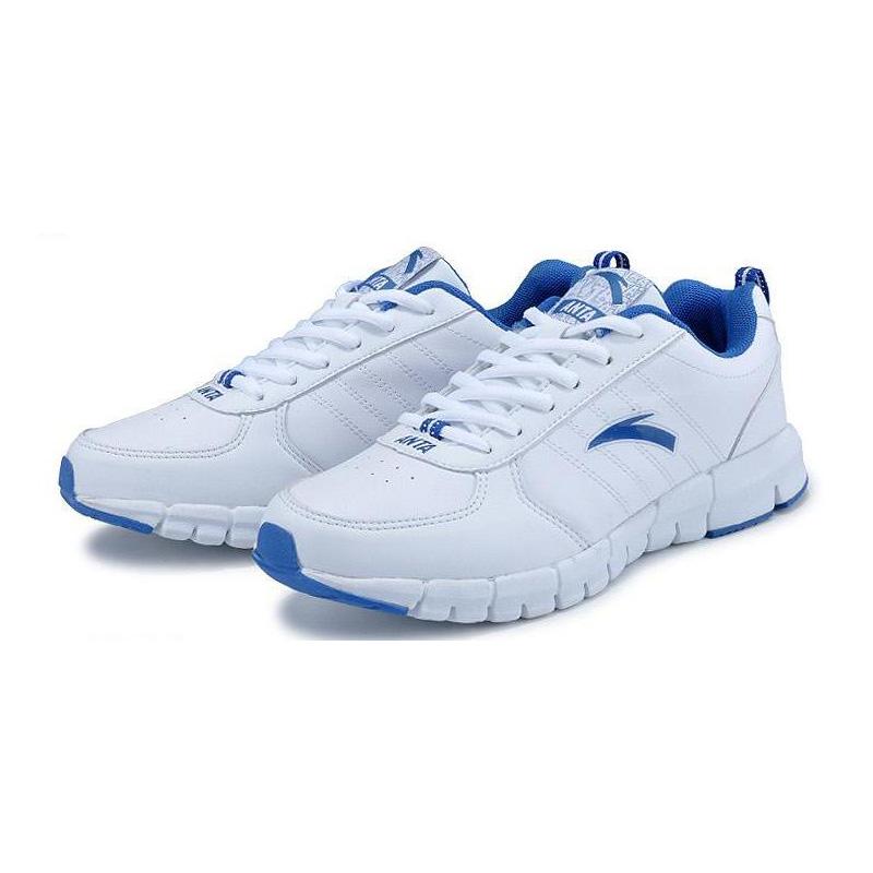 专柜正品安踏运动鞋2013款透气网面气垫跑鞋旅游鞋休闲鞋男鞋女鞋 价格:88.00