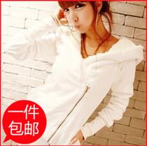 美丽说蘑菇街秋装潮韩版女装批发闺蜜姐妹装修身包臀显瘦少女卫衣 价格:49.00