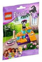 乐高益智积木玩具 LEGO 41018 Friends 小猫咪的游乐场 2013 价格:39.80