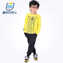 升级版 童装男童秋装2013潮 新款儿童套装 韩版休闲运动2件套服装 价格:69.00