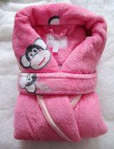 加拿大原单lasenza超好的春款珊瑚绒睡袍女柔软浴袍睡衣 多色可选 价格:68.00