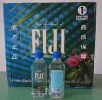 官方正品FIJI 斐济斐泉天然深层矿泉水330mlx36瓶/箱 好水更健康 价格:294.50