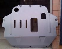13款陆风X5 X8 X9江铃域虎 驭胜改装专用钛合金发动机下护板挡板 价格:195.00