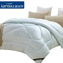 蓝丝羽家纺 正品特价冬季加厚被芯 保暖舒肤被子 冬被 春秋被 价格:519.00