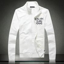 calvin klein 2013秋冬新款 韩版男士修身立领外套 休闲潮流卫衣 价格:228.00