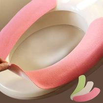 振兴 粘贴式马桶垫 卫生坐厕垫【三件套】防水无痕座便套 可水洗 价格:29.50