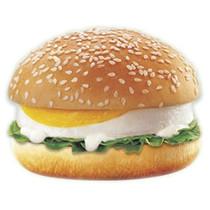正宗美味鸡蛋汉堡加工技术视频资料 中华特色小吃早点教程 包学会 价格:1.80