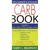 The Complete and Up-to-Date Carb Book: A Guide to Carb, Calo 价格:66.00