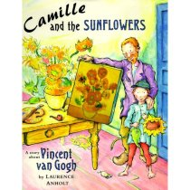 Camille and the Sunflowers /Laurence Anholt/进口原版 价格:132.96