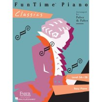 FunTime Piano, Level 3A-3B, Classics/Nancy Faber (Arranger), 价格:55.80