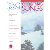 Big Book of Christmas Songs for Cello/Hal Leonard Publishing 价格:128.40