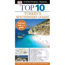 DK Eyewitness Top 10 Travel Guide: Turkey