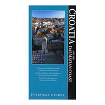 【正版包邮】Croatia and Dalmatian Coast Everyman Guide (Eve 价格:141.50