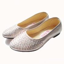 单鞋女鞋秋新款福泰欣正品时尚老北京布鞋B17-2657/2658 价格:49.00
