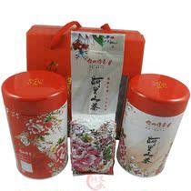 源之源味 正品拍卖 冻顶乌龙茶高山茶极品阿里山茶 300G礼盒装 价格:180.00
