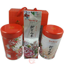 源之源味 冻顶乌龙茶高山茶极品阿里山茶 300G礼盒装 1元拍卖 价格:180.00