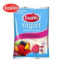 易极优/Easiyo新西兰进口自制酸奶粉/yogurt/优格 经典覆盆子味 价格:40.00